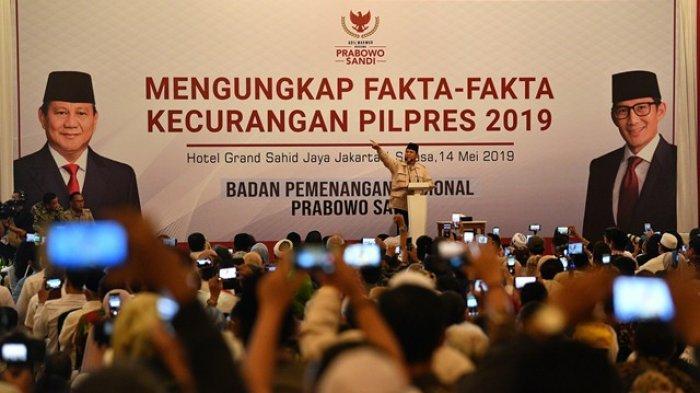 Prabowo Tulis Surat Wasiat Pilpres, Alumni UI dan Dosen Unsrat Bicara People Power