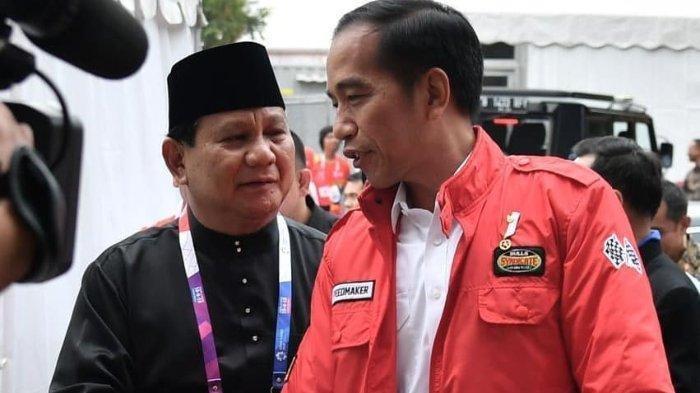 Prabowo Subianto Ditegur Presiden Jokowi, Beli Pesawat Bukan dari Produk Indonesia