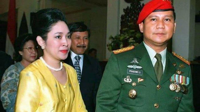 Sosok Titiek Soeharto Putri Soeharto, Mantan Istri Prabowo Subianto, Bisnisnya Hingga Luar Negeri