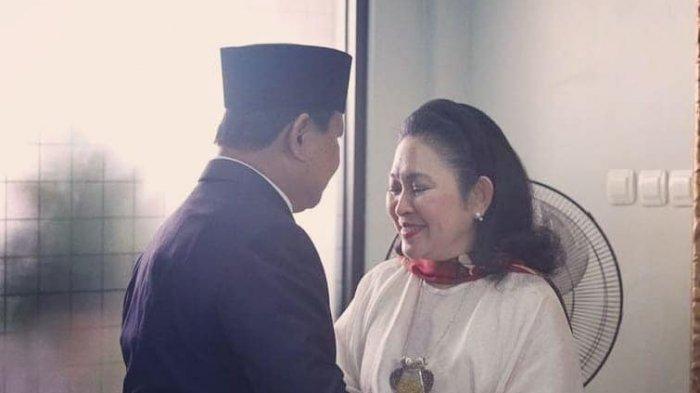 Prabowo Jabat Menhan, Begini Ungkapan Mantan Istri, Titiek Soeharto: Semoga Berguna
