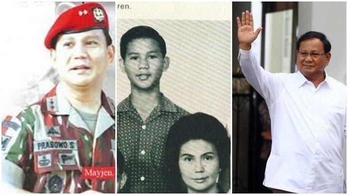 Mengenal Sosok Ibu Kandung Prabowo Subianto, Wanita Cantik Asal Manado Bernama Dora Marie Sigar