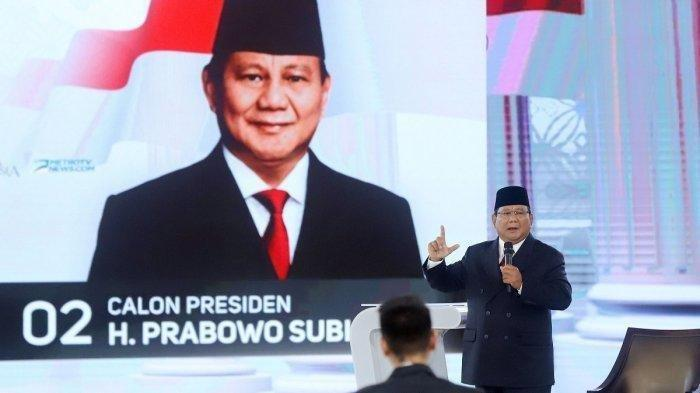 Prabowo Bilang Harus Menang di Atas 25 Persen, TKN Jokowi Sebut Ngigau