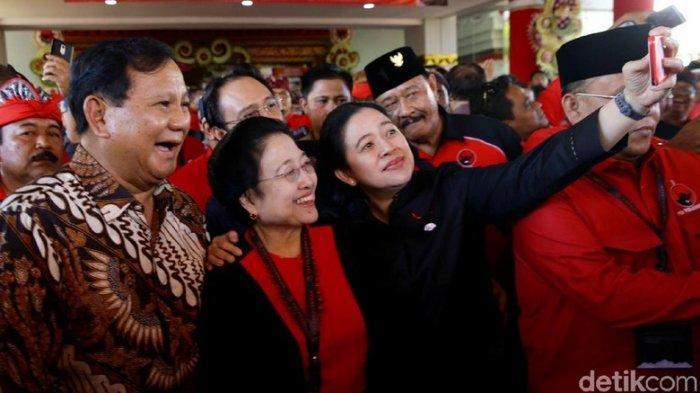 Megawati Ajak Prabowo Hadapi Pendukung Khilafah, Sentil ASN dan Masjid Terpapar Radikalisme