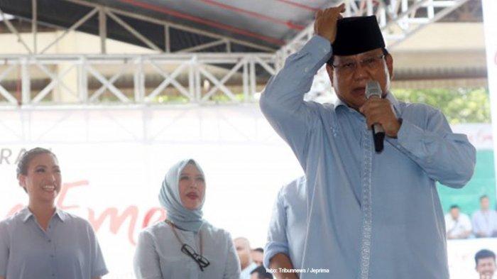 Reuni Akbar 212, Pidato Prabowo:Kita Bangga dengan Islam yang Mempersatukan
