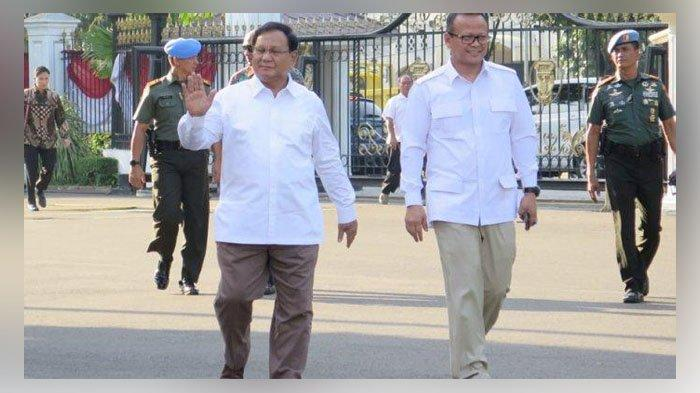 Prabowo Sambangi Istana, Ketum Gerindra Diminta Jokowi Bantu Kabinet di Bidang Pertahanan
