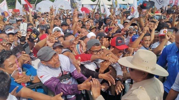 Prabowo Subianto: Perjuangan Kami, Kekayaan Kembali ke Tangan Rakyat Indonesia