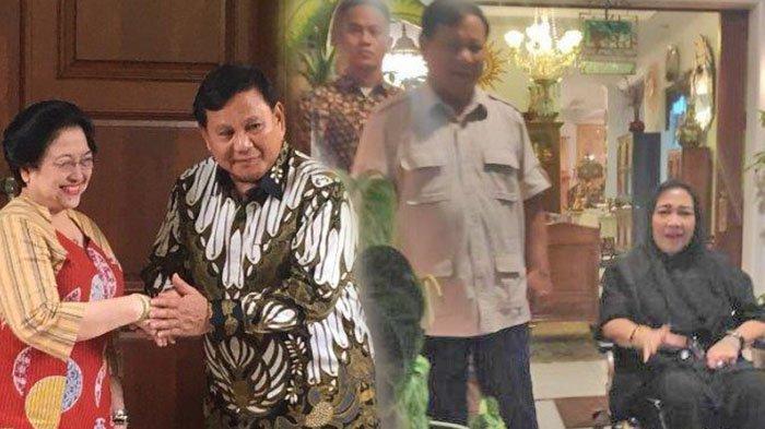 Prabowo Ketemu Jokowi-Megawati 'Matikan' Langkah 'Penumpang Gelap', Rachmawati Ungkap Begini