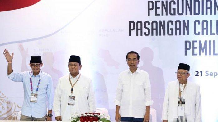 Hasil Survei SMRC: Jokowi 56,8 Persen, Prabowo 37 Persen,Dengan Undecided Voters Siapa Menang?