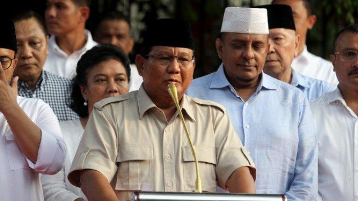 BPN Prabowo-Sandiaga Siap Gugat ke MK Jika Penghitungan KPU Tak Sama