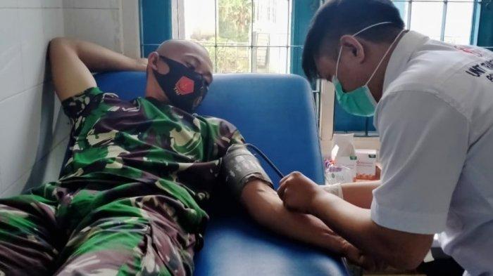 Prada Steyfi Beri Sekantong Darah untuk Bantu Warga