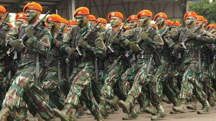 Seperti Ini Kehebatan Paskhas TNI AU, Pasukan Elit yang Tak Tumbang Meski Diserang KKB Papua