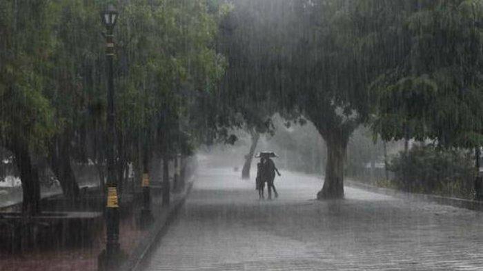 Prakiraan Cuaca BMKG Hari Ini, 29 Februari 2020: Wilayah-wilayah Ini Berpotensi Hujan Lebat