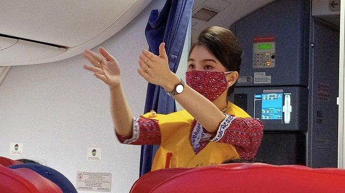 Pramugari Beberkan Bagian Pesawat yang Harus Diperhatikan Agar Nyaman dalam Penerbangan