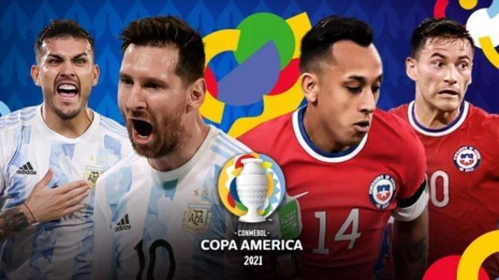 Prediksi Argentina vs Chile, Lionel Messi Yakin Timnya Raih Kesuksesan di Copa America 2021