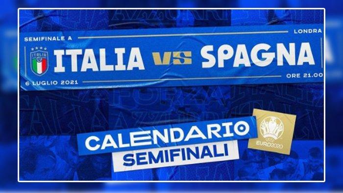 Italia VS Spanyol, Berikut Prediksi Susunan Pemain, Ada Kabar Buruk dari Kedua Timnas