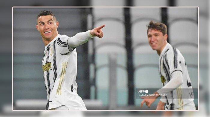 LINK Live Streaming Juventus Vs Inter Milan Liga Italia Malam Ini, Penentuan Masa Depan Bianconeri