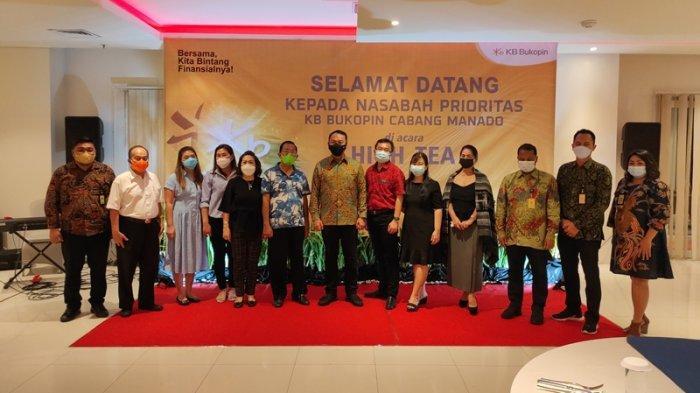 Wujud Apresiasi, Presdir KB Bukopin Temui Langsung Nasabah Prioritas di Manado