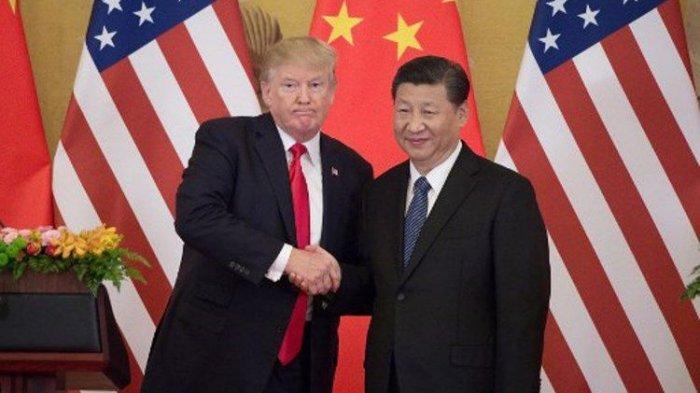 Donald Trump Nyerah dan Telepon Xi,Covid-19di Amerika Kini Tembus 104.007 Kasus