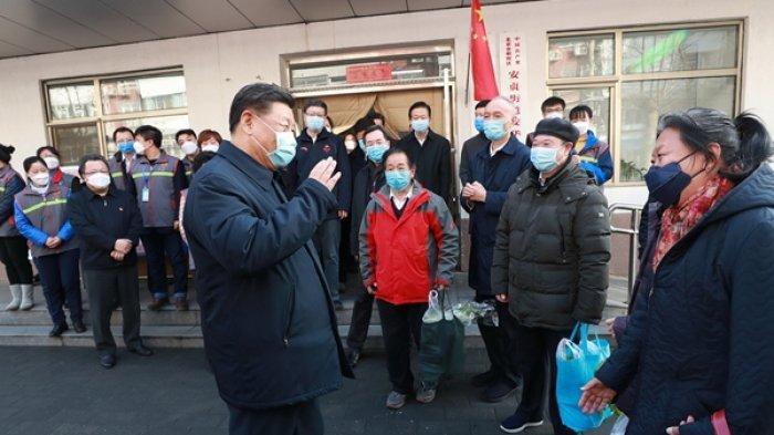 TERKINI: China Umumkan 6.723 Pasien Positf Virus Corona Sembuh, Vaksin Akan Tersedia 18 Bulan Lagi
