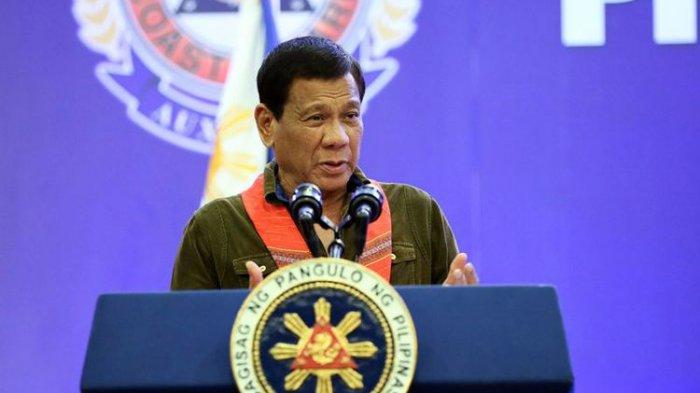 Presiden Duterte Ancam Rakyat Filipina: 'Anda yang Pilih, Vaksin atau Saya Tangkap Penjarakan Anda'