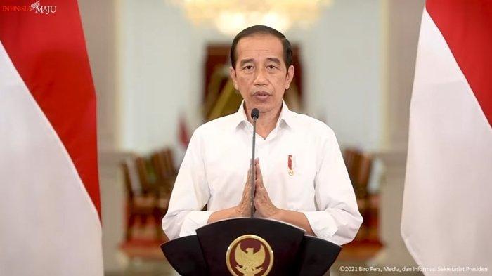 Jokowi Perpanjang PPKM Sampai 30 Agustus 2021, Tempat Ibadah hingga Mal Boleh Buka, Ini Ketentuannya