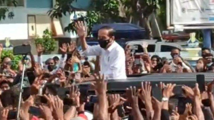 Presiden Jokowi Dilaporkan ke Bareskrim, Pelapor Pulang dengan Kecewa