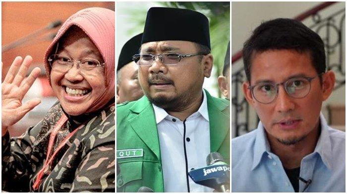 Berapa Gaji Sandiaga Uno hingga Tri Rismaharini Jabat Menteri di Kabinet Jokowi-Maruf?