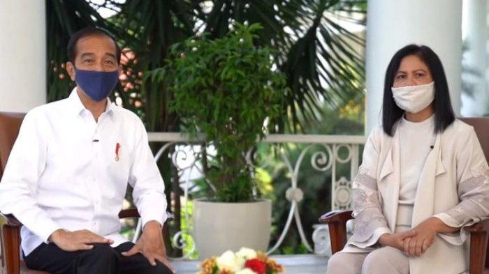 Ibu Negara Iriana Jarang Terlihat Dampingi Presiden Jokowi, Padahal Sering Bersama
