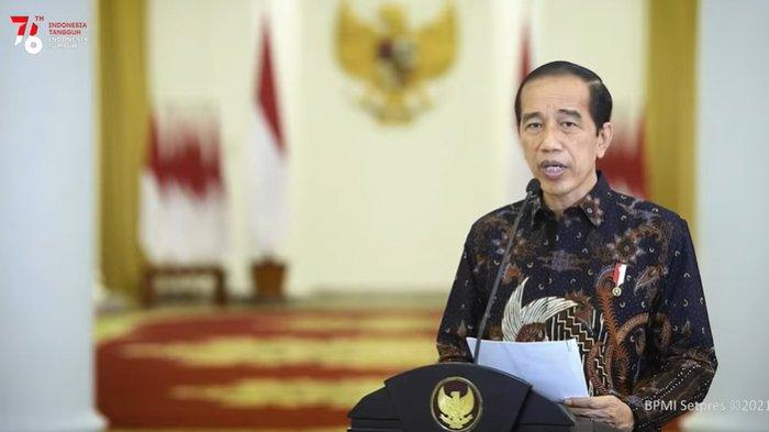 PPKM Level 4 Diperpanjang, Presiden Jokowi Sudah Umumkan, Berlaku Hingga 9 Agustus 2021
