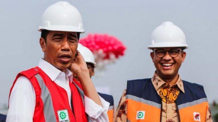 Presiden Jokowi Divonis Bersalah Bersama Gubernur Anies Baswedan, Keduanya Diberi Hukuman, Ada Apa?