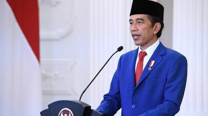 VIDEO Pidato Presiden Jokowi pada Sidang Majelis Umum ke-75 PBB, Disampaikan Secara Virtual