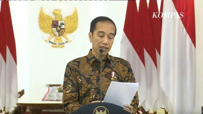 Janji Jokowi: Saya Akan Menggerakkan Seluruh Kekuatan Negara Untuk Mengatasi Kesulitan Ini
