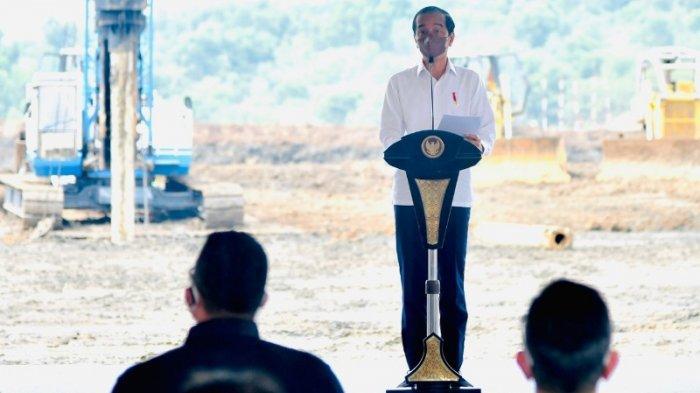 Beralih ke Kendaraan Listrik, Jokowi Ingin Hentikan Penjualan Motor dan Mobil yang Pakai BBM