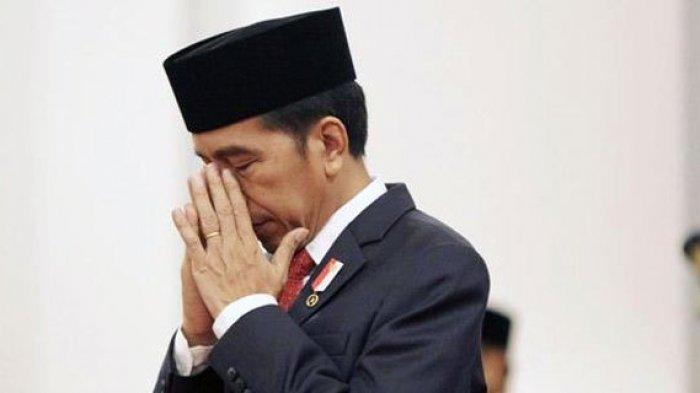 Momen Detik-detik Jokowi Sampai Minta Maaf Berkali-kali kepada Publik Karena Sebut Hal Ini!