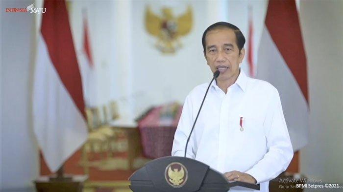 Batal Reshuffle Kabinet, Jokowi Pilih ke Jawa Barat, Moeldoko Serahkan ke Presiden, Kata Ngabalin
