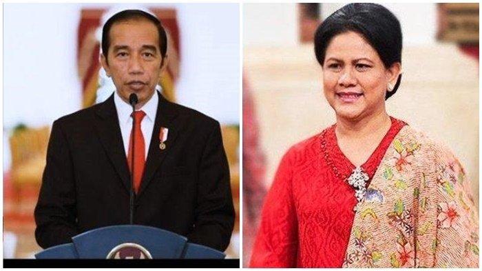 Survei ARSC: Masyarakat Tidak Setuju Jokowi Tiga Periode, Capres Perempuan ada Nama Iriana