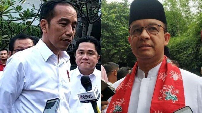 Pemilu Terselubung antara Jokowi vs Anies Baswedan di Pilkada 2020? Rocky: Anies Punya Kemampuan
