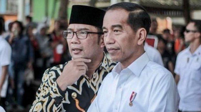 Jokowi Singgung Ridwan Kamil, Sebut Kondisi Jawa Barat Tidak Ada Artinya, Ini Penyebabnya
