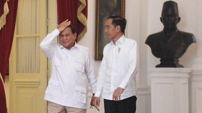 Jika Prabowo Diberikan Kesempatan Usulkan Calon Menteri, Gerindra: Orang Itu Bisa Bantu Pak Jokowi