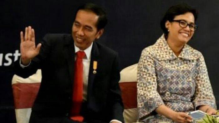 Jokowi Dinilai Senang Lihat Menkeu Sri Mulyani Tak Bisa Hasilkan Uang, PDIP: Ibu Sri Perlu Diganti