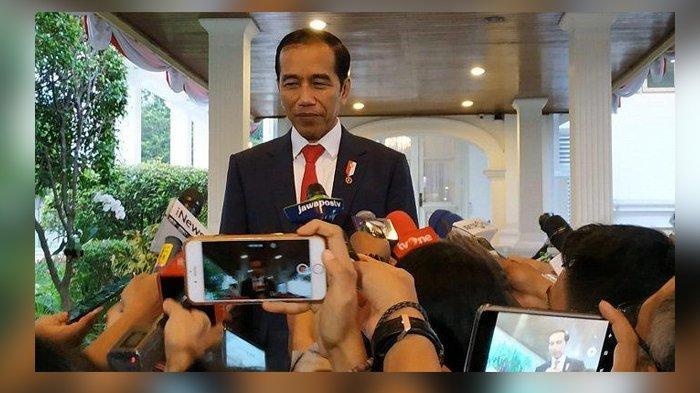 Besok, Presiden Perkenalkan Menteri Kabinet Kerja Jilid II, Jokowi: Banyak Diisi Menteri yang Baru