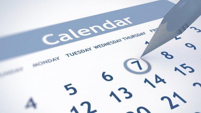 Rincian Hari Libur Nasional dan Cuti Bersama Akhir Tahun 2020, Ada 4 Hari Pengganti Cuti Lebaran