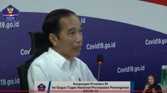 Ini Yang Akan Diperintahkan Jokowi Jika Terus Terjadi Penambahan Kasus Covid-19 Saat New Normal
