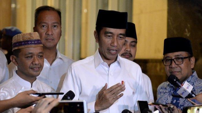 Gibran dan Bobby Maju Pilkada Tahun 2020, Jokowi: Saya Enggak akan Kampanye