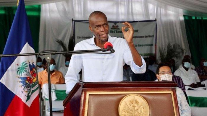 Kronologi Pembunuhan Presiden Haiti Jovenel Moise, 12 Kali Ditembak, Terduga Pelaku Menyamar