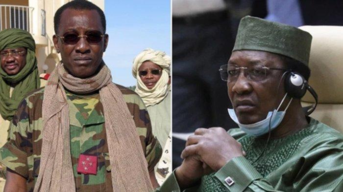 Presiden Negara Chad, Idriss Deby Tewas Tertembak saat Perang Lawan Pemberontak