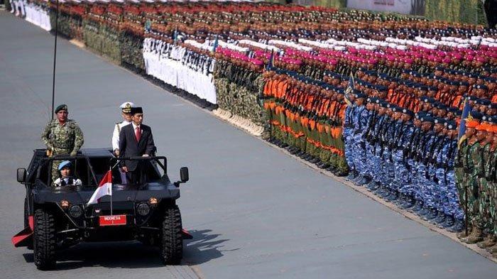 Jabatan Wakil Panglima TNI Ternyata Pernah Dihapus Oleh Pemerintah, Kini Dihidupkan Lagi Oleh Jokowi