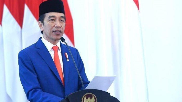 PESAN Presiden Jokowi kepada Seluruh Jajaran Personel Polri, HUT ke 74 Bhayangkara Tahun 2020