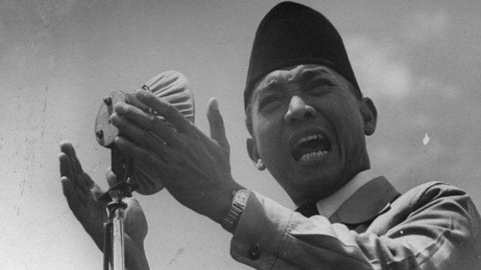 Mengenang Soekarno, Dari Kisah Hidup Sang Proklamator dengan 9 Orang Istri Hingga Ucapan Terakhirnya
