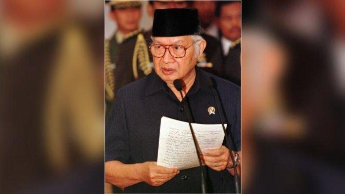 VIDEO Pidato Soeharto, Prediksi Kondisi Indonesia Tahun 2020 Jadi Kenyataan, Diambil Tahun 1995